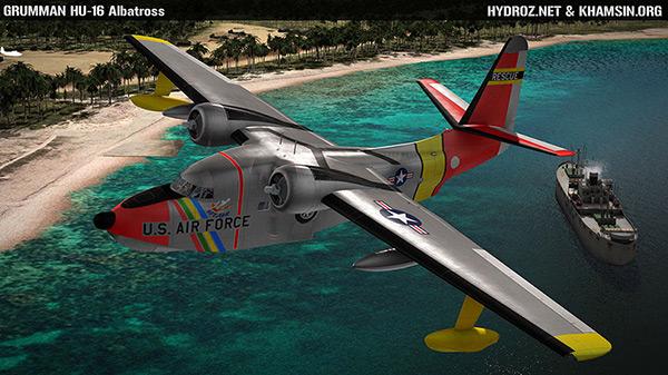 www khamsin org - Add-ons for X-Plane by Khamsin